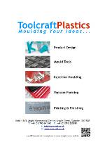 custom plastic moulding & mould tools brochure